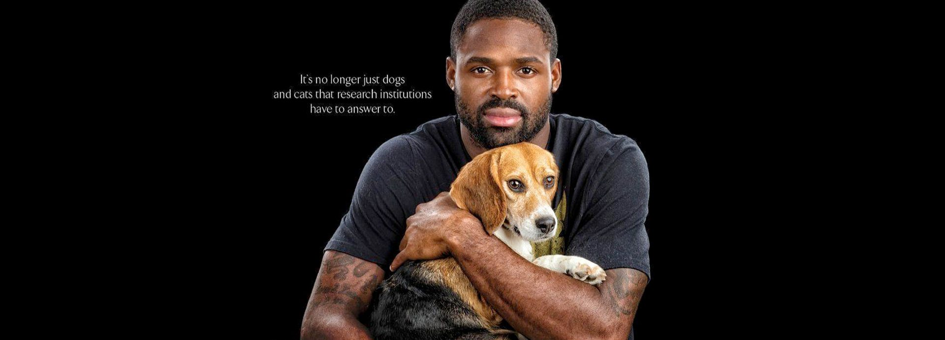 Eagles and beagles: Super Bowl champ Torrey Smith featured in billboard in support of 'Beagle Bill'