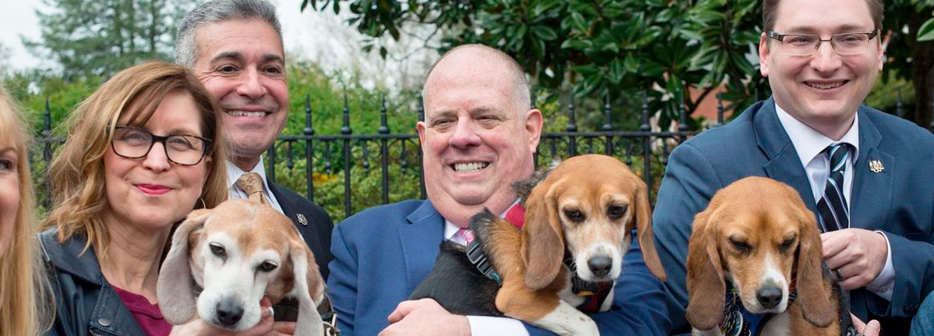 Governor signs Beagle Bill
