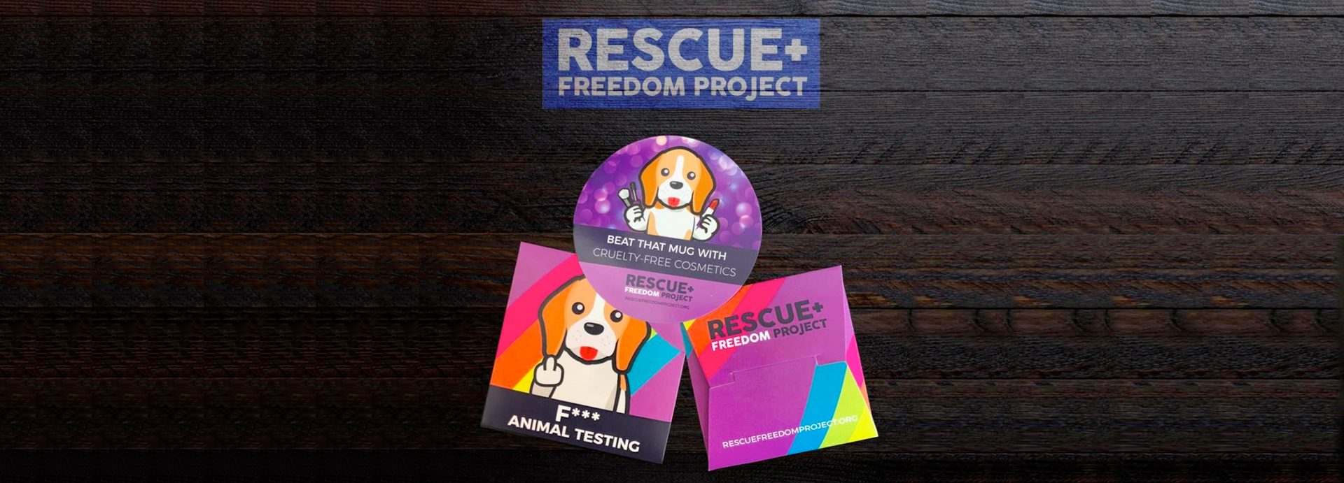 Condoms, Cosmetics & Cruelty: Putting an End to Animal Testing with Beagle Freedom Project