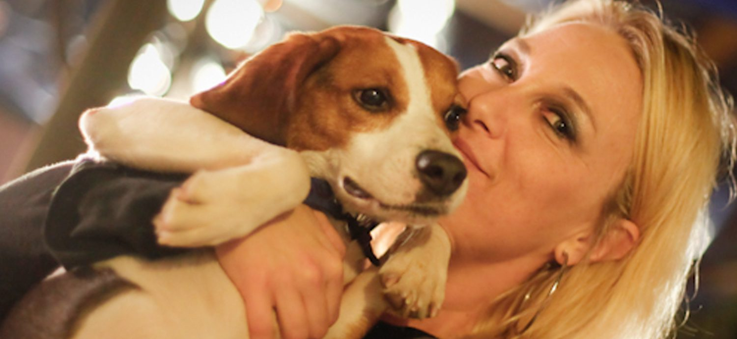 An Advocate for Saving Laboratory Animals and Helping People Live a Cruelty-Free Life