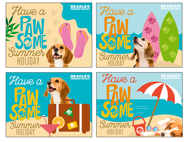 Have a PAWSOME Summer!